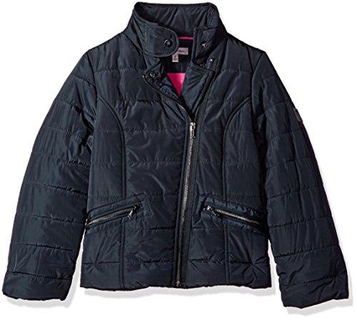 Calvin Klein Jacket (Calvin Klein Big Girls' Biker Puffer, Anthracite, Medium (8/10))