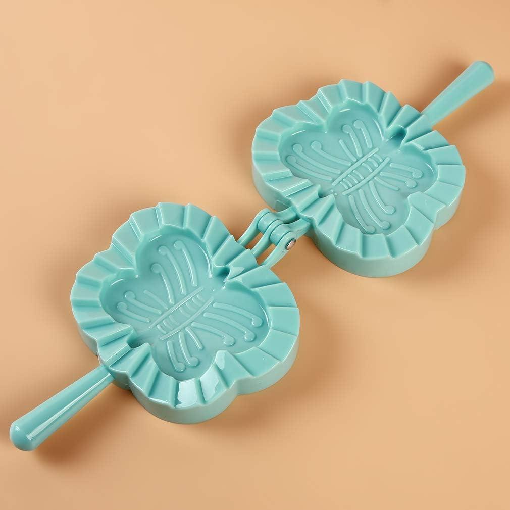 demi-cercle Comme Description Jixing Dumpling Maker Pasty Mould Ravioli Gyoza P/âte /À Tarte /À La P/âte Moule