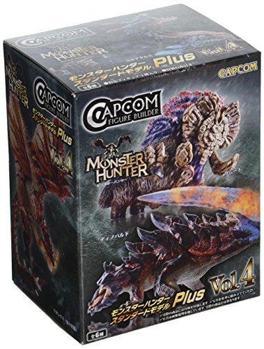 Monster Hunter Capcom Builder Plus Vol. 4 Action Figure (Single Random Blind Box)