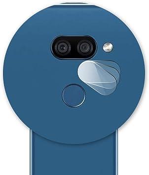 MXKOCO- Protector de cámara para LG K40S, HD Ultra Thin Cristal Templado protección de Lente de teléfono Protector de Lente de cámara Trasera, Resistente a los arañazos [3 Unidades]: Amazon.es: Electrónica