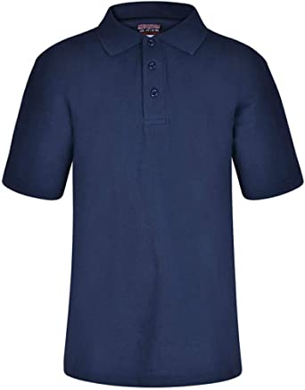 Banner Penthouse Polo Shirts in Sky Blue Pack of 5 Large
