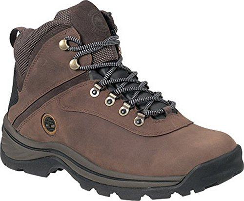 Timberland White Ledge Men's Waterproof Boot,Dark Brown,9.5 W US
