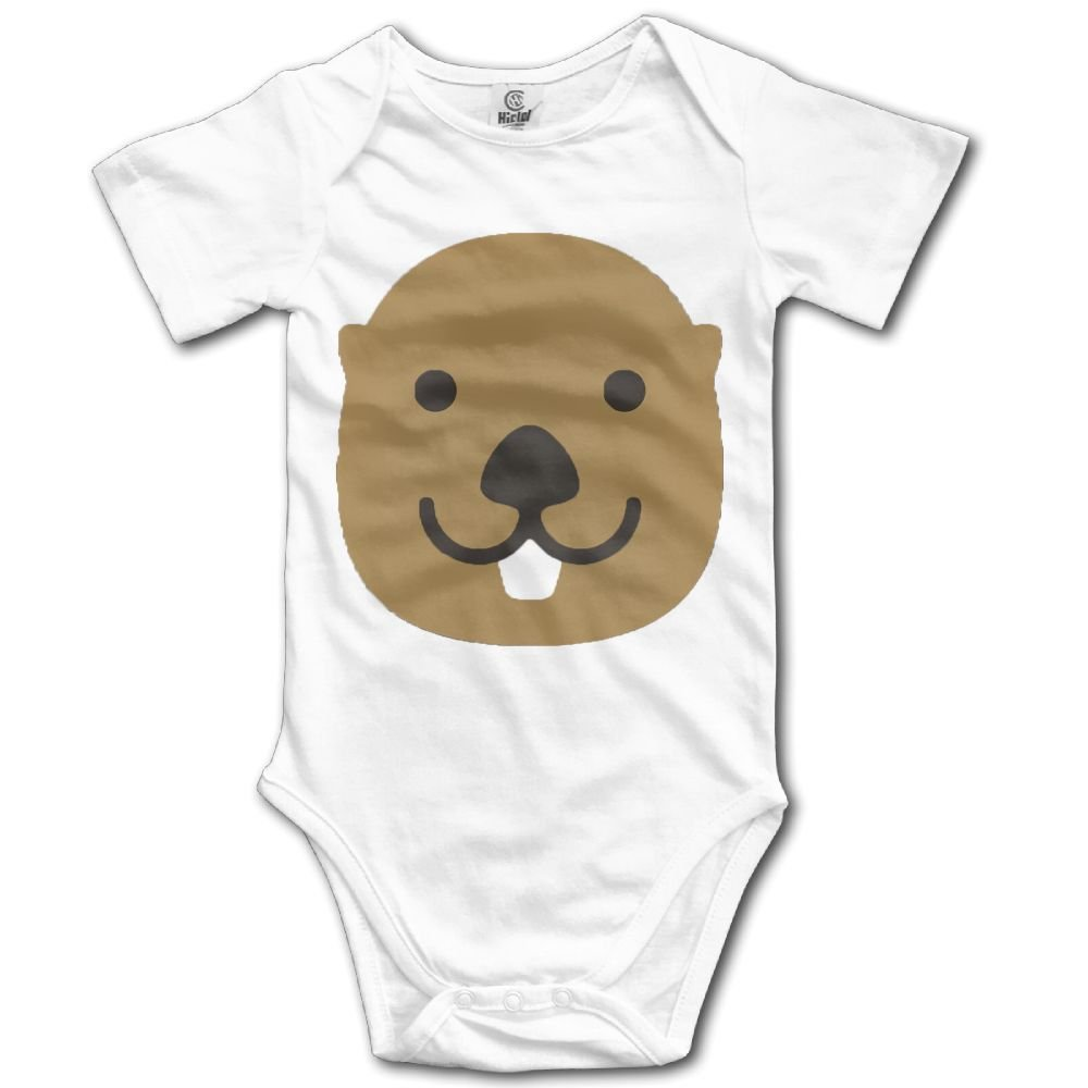 Rainbowhug Otter Animals Unisex Baby Onesie Lovely Newborn Clothes Unique Baby Outfits Comfortable Baby Clothes