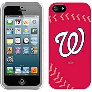 fahion caseiphone 6 plus White-Grey New Guardian Case with Washington Nationals Stitch Design