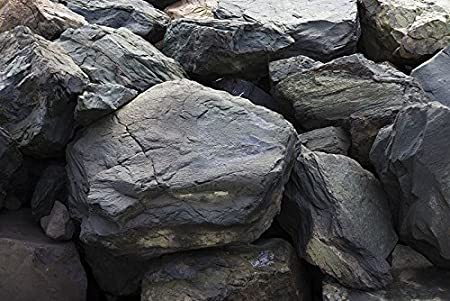 Aquarium Background Detailed Various Sizes 3D Look Intense Rock