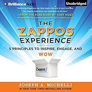 The Zappos Experience Audiobook