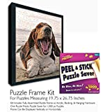 Amazon Com Master Pieces Jigsaw Puzzle Frame 19 1 4 Inch