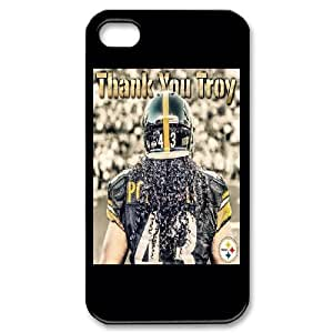 Custom Case Pittsburgh Steelers for iPhone 4,4S O8V6138700