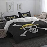 3 Piece Brushed Microfiber Bed Sheets Set one Piece