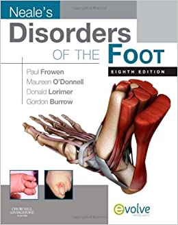Neales Disorders of the Foot (Evolve Learning System Courses)
