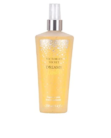 Victorias Secret Dreamy Vanilla Fragrance Mist 8.4 Oz / 250 Ml Splash Spray