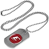 LinksWalker NCAA Eastern Kentucky Colonels - Dog Tag