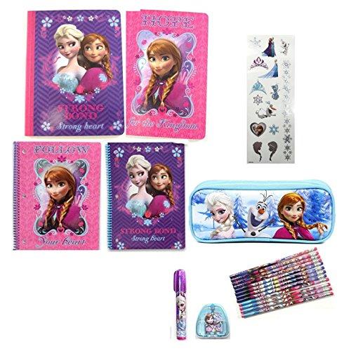 Disney Frozen Stationary Set Composition