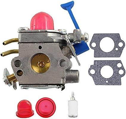 SAVIOR Salvador carburador con Filtro de Combustible imprimación ...