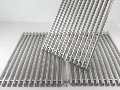 BBQ Grill Weber Grill 3 Piece Stainless Steel ''Channel Formed'' Cooking Grates 17-1/4'' x 35-1/4'' BCP85312 OEM by BBQ CLASSIC PARTS