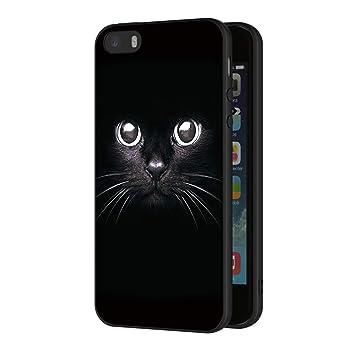ZhuoFan Funda iPhone 5s, iPhone SE Cárcasa Silicona ...
