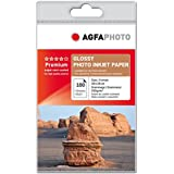 AGFA Bronze Pack de 100 Papiers photos A6 Laqué