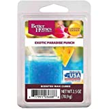 Better Homes and Gardens Exotic Paradise Punch Wax Cubes, 2.5 oz