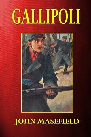 book cover of Gallipoli