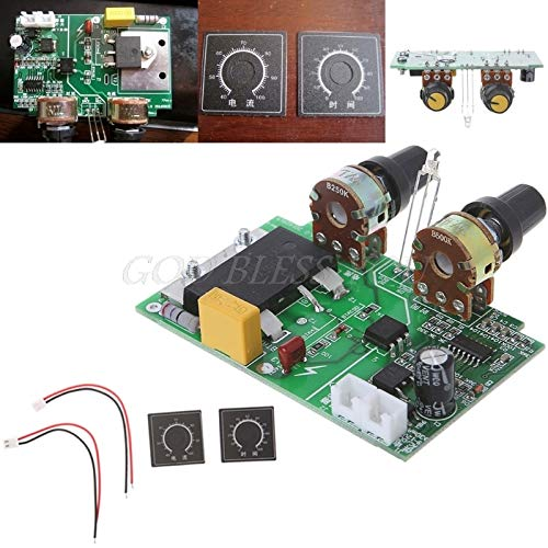 Attachment Soldering 737g Control Dent Wire Controller Stand Puller Replacement Time P Spot Welding Machine Time Relay Control Board Current Transformer 100a Scr 36 Volt Battery Charger