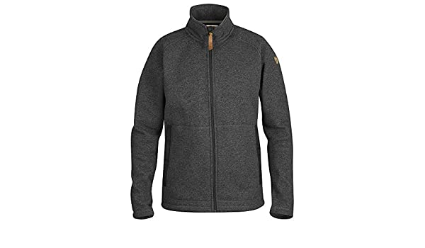 Fjallraven F83248 Mens No 26 Fleece Outerwear Jacket