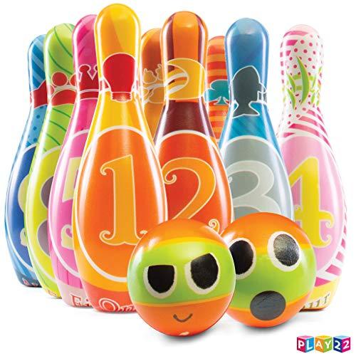 Play22 Kids Bowling Set