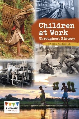 Children at Work Throughout History (Engage Literacy: Engage Literacy Dark Blue) pdf
