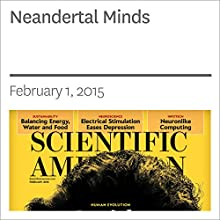 Neandertal Minds Other by Kate Wong Narrated by Mark Moran