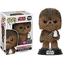 [Patrocinado] Funko POP! Star Wars: The Last Jedi – Chewbacca (encerrado) – Exclusivo FYE
