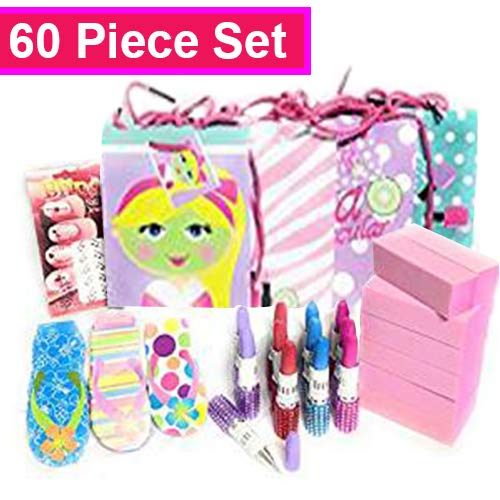Deluxe Spa Party Supplies/Kits for 12 Teens, Adults