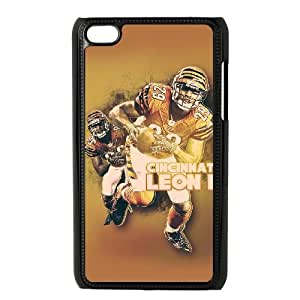 Cincinnati Bengals iPod Touch 4 Case Black 218y3-143286