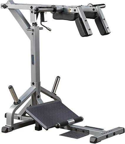 Body-Solid GSCL360 apalancamiento Squat máquina de Pantorrilla: Amazon.com.mx: Deportes y Aire Libre