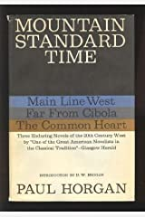 Mountain Standard Time Hardcover