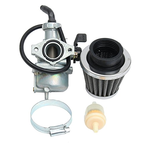 CoCocina Carburetor Carb with Air Filter For Honda CRF70F XR70R