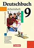 Deutschbuch - Neue Grundausgabe: 9. Schuljahr - Arbeitsheft mit Lösungen