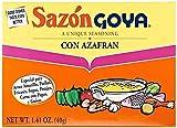 Goya Sazon Con Azafran, 1.4 oz