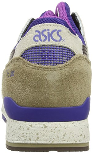 Brown Asics Unisex Dark Lyte III Scarpe sportive 6062 Brown Light adulto Gel XwnrRxqX