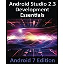 Android Studio 2.3 Development Essentials - Android 7 Edition