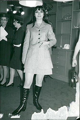 - Vintage photo of Sylvie Vartan