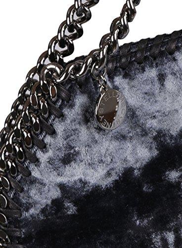 a19616d106 Stella Mccartney Borsa A Mano Donna 371223W81441360 Poliestere  Azzurro/Grigio
