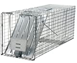 Woodstream 1079 32-Inch Live Animal Cage Trap