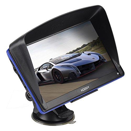 Xgody 886 Navigation Capacitive Touchscreen