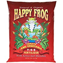 FoxFarm FF60032 Peace of Mind Tomato and Vegetable Organic Fertilizer 7-4-5, 18 lb.
