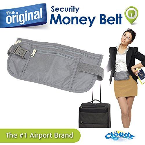 Cloudz Security Money Waist Pouch product image