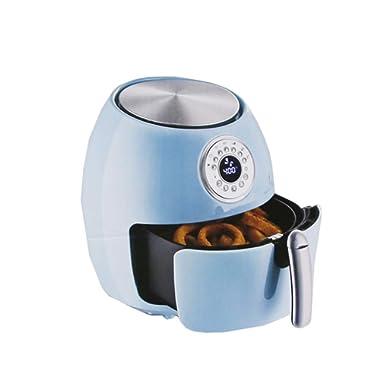 Emeril. A-FT44731TQ 5.3 Qt Digital Smart Fryer Turquoise