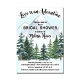 Best Set With Adventure Trees - Mountain and Trees Love is an Adventure Bridal Review