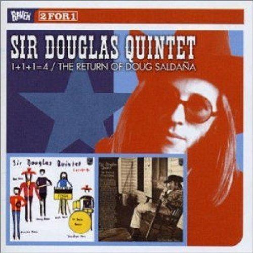 1+1+1=4: Return of Doug Saldana by Sir Douglas Quintet (2002-09-24)