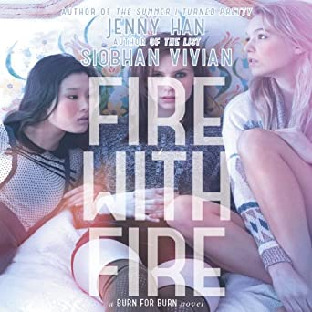Amazon com: Fire with Fire: Burn for Burn, Book 2 (Audible Audio