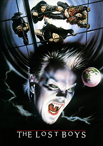 The Lost Boys  Movie Poster 24x36