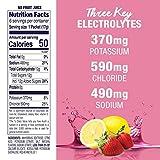 Pedialyte Electrolyte Powder, Strawberry